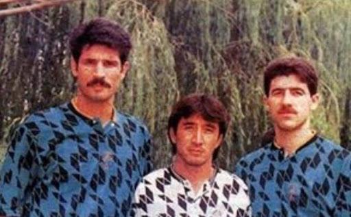 Daei, Azizi, Bagheri